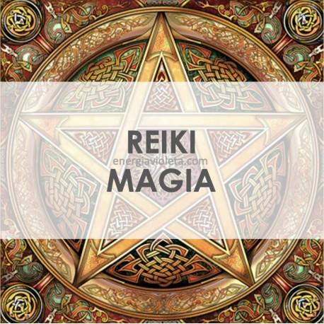 REKI MAGIA - 2 NIVELES