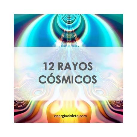 12 Rayos Cósmicos