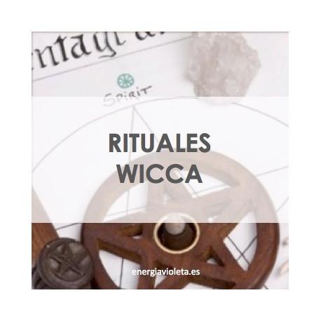 PREPARACIÓN Y ORGANIZACIÓN DE RITUALES WICCA