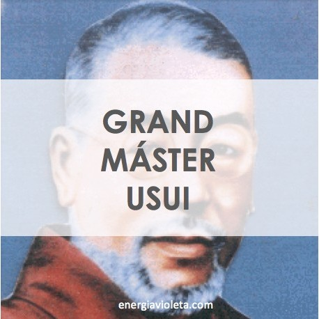 GRAND MASTER REIKI USUI - 18 NIVELES