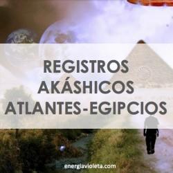 REGISTROS AKÁSHICOS ATLANTES-EGIPCIOS - ANTAKAMAHATBA