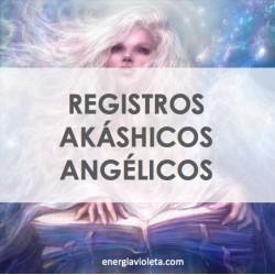 REGISTROS AKÁSHICOS ANGÉLICOS (R)