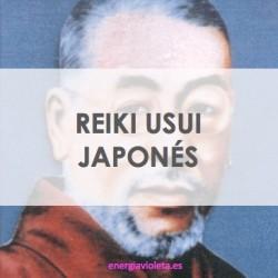 USUI SHIKI RYOHO JAPONÉS Y TIBETANO REIKI