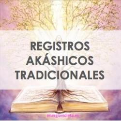 REGISTROS AKÁSHICOS TRADICIONALES ÁLMICOS