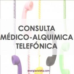 CONSULTA DE MEDICINA NATURAL O ALQUÍMICA