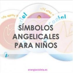 SÍMBOLOS ANGELICALES PARA NIÑOS