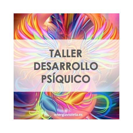 DESARROLLO PSÍQUICO TALLER