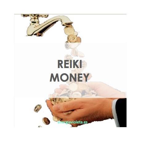 MONEY REIKI - REIKI DEL DINERO