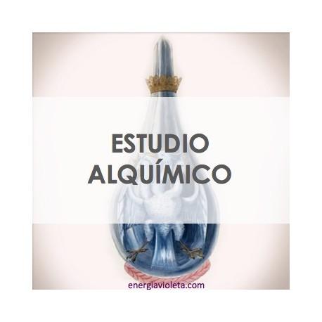 ESTUDIO ALQUÍMICO PERSONALIZADO