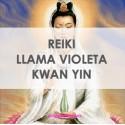 REIKI LLAMA VIOLETA KWAN YIN + AMPLIACIÓN / REVISIÓN