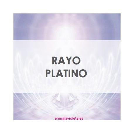 RAYO PLATINO INICIACIÓN