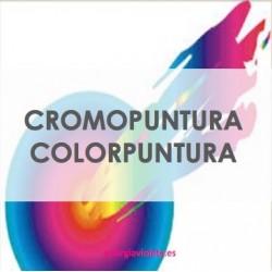 CROMOPUNTURA + CROMOTERAPIA + EXTRAS