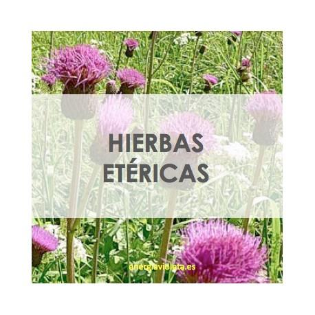 HIERBAS ETÉRICAS