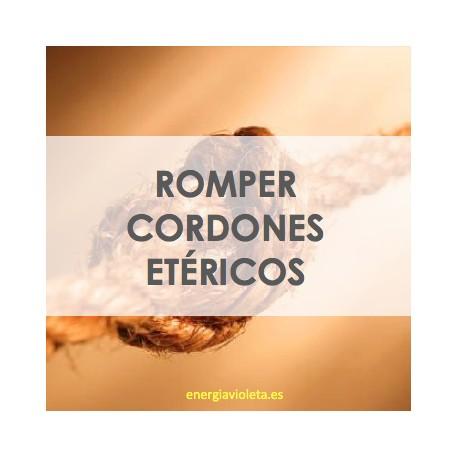 ROMPER CORDONES ETÉRICOS FLUJO - ETHERIC CORD FLUSH
