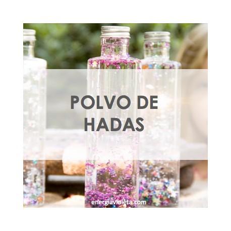 POLVOS HERBALES Y POLVO DE HADAS