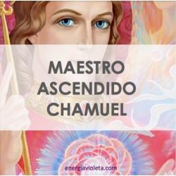 MAESTRO ASCENDIDO CHAMUEL ARCÁNGEL