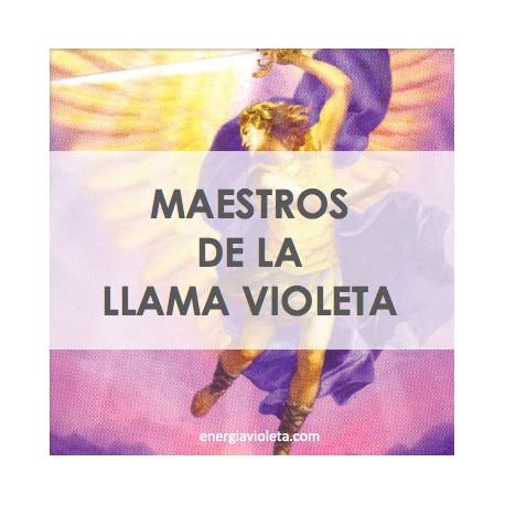 MAESTROS DE LA LLAMA VIOLETA