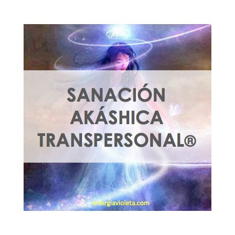 SANACÓN AKÁSHICA TRANSPERSONAL® TRANSGENERACIONAL®