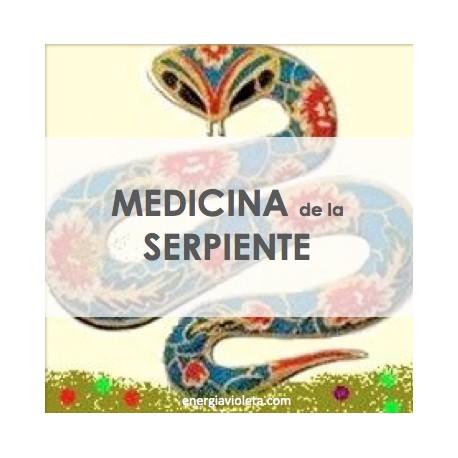 MEDICINA DE LA SERPIENTE