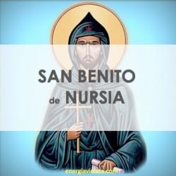 SAN BENITO DE NURSIA - COMPLEJO ALQUÍMICO