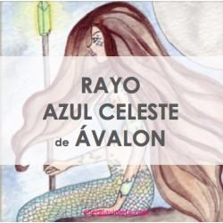 RAYO AZUL CELESTE DE ÁVALON