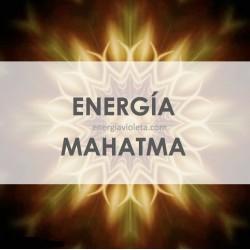 ENERGÍA MAHATMA ASCENSIÓN SINTONIZACIÓN