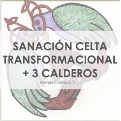 SANACIÓN TRANSFORMACIONAL CELTA + LOS TRES CALDEROS CELTAS
