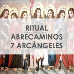 ABRE-CAMINOS ARCANGÉLICO - 7 CÍRIOS