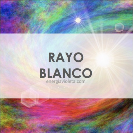 CÍRIO ALQUÍMICO - RAYO BLANCO