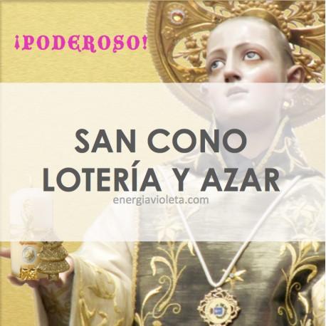 ¡PODEROSO! - CÍRIO de la LOTERÍA - SAN CONO - Edición LIMITADA.*****