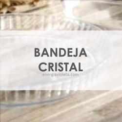 BANDEJA DE PYREX CRISTAL