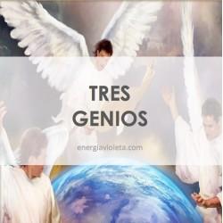 TRES GENIOS - Abundancia, Dinero, Suerte y Trabajo.