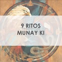9 RITOS MUNAY KI