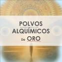 POLVOS ANGÉLICOS ALQUÍMICOS - ORO, SUERTE Y ÉXITO