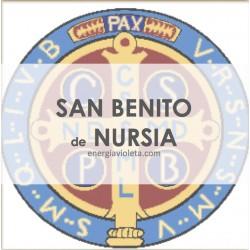 SAN BENITO de NURSIA - Curso completo