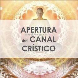 APERTURA DEL CANAL CRÍSTICO