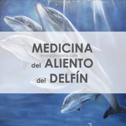 MEDICINA DEL ALIENTO DEL DELFÍN PARA EL AMOR INCONDICIONAL