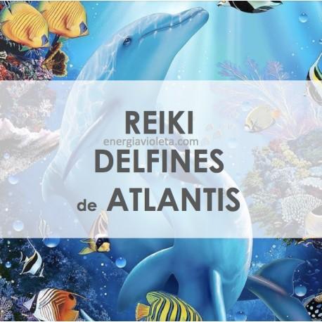 DELFINES DE ATLANTIS REIKI