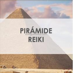 PIRÁMIDE REIKI + INICIACIÓN A LAS PRÁMIDES de REGALO!