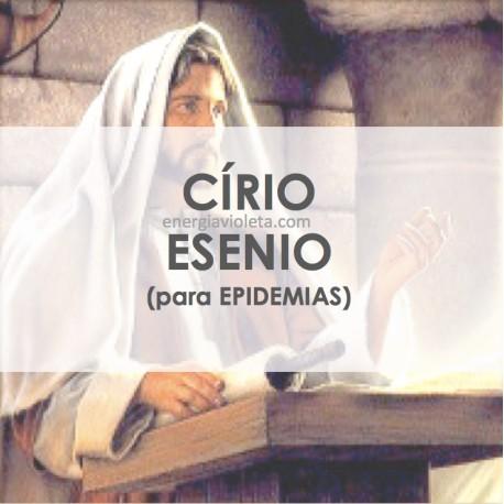 CÍRIO ESENIOS - Epidemias